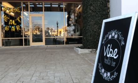 Visiting VIBE Health Bar in Folsom